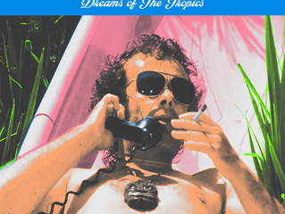 Jacuzzi General 'Dreams of the Tropics' out now on Paradise Palms.