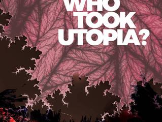 Girobabies 'Who Took Utopia' LP released 28th Sept