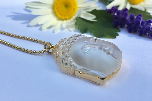 Water Lotus Necklace
