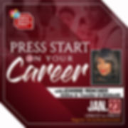 Press Start On Your Career Full Flyer.jp