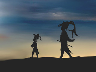 Weaving the mythologies of tomorrow
