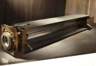 Grandes invenciones de los últimos 150 años, en el Museo de Historia Estadounidense, Washington, DC.