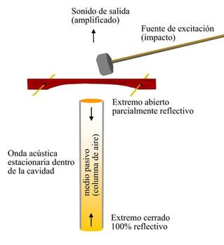 La marimba: el instrumento perfecto para enseñar conceptos fundamentales de la física