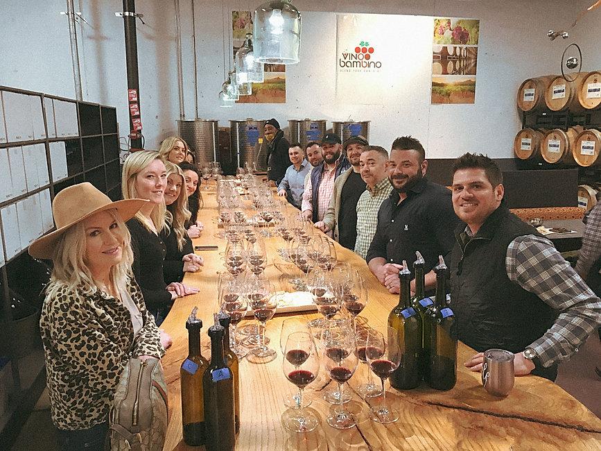 Valentine's Day 2021 Wine Blending Event