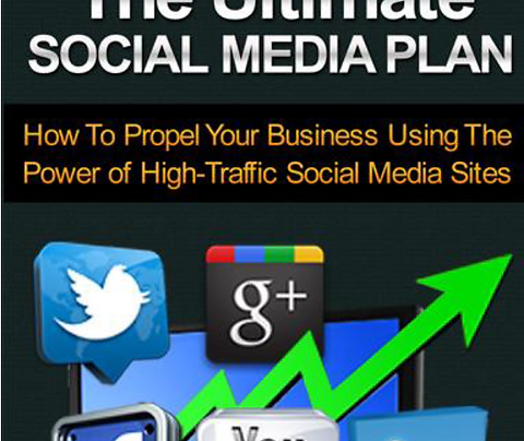 The Ultimate Social Media Plan eBook