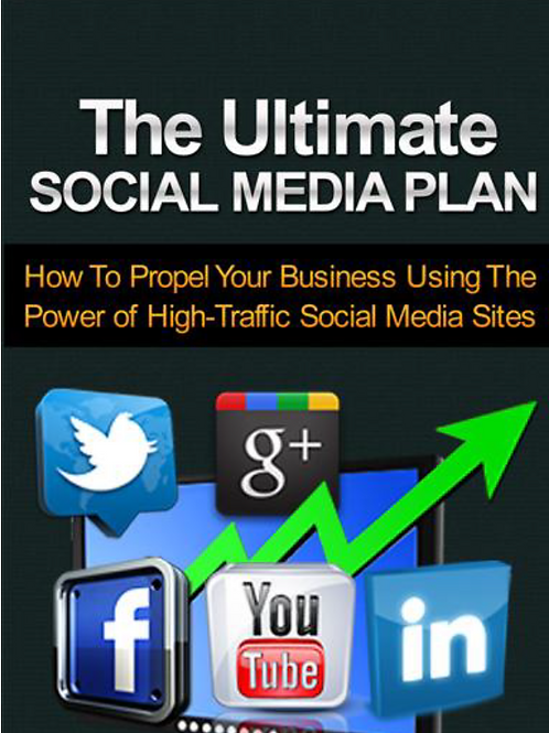 The Ultimate Social Media Plan eBook