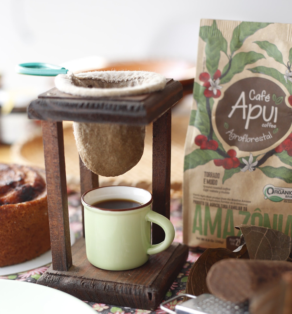café amazônico