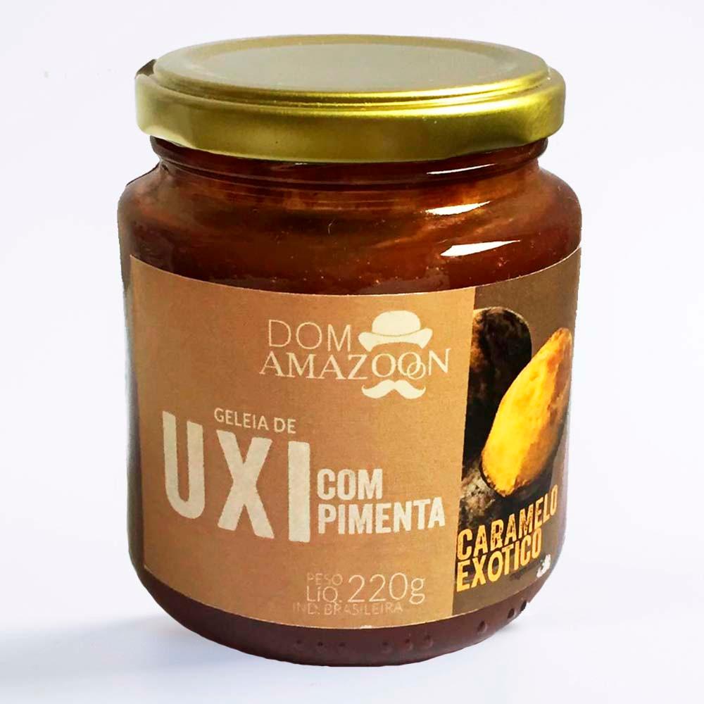 Geleia de Uxi