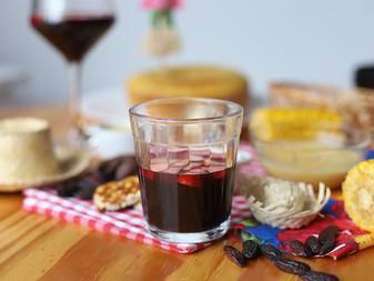 Vinho quente com especiarias da Amazônia