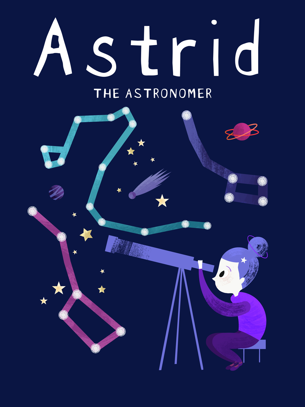 Astrid the Astronomer