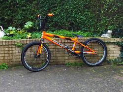 Custom Striker Orange