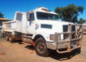 Ground Masters International Tip Truck - TK2