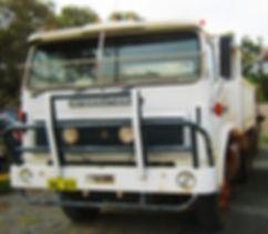 Ground Masters International Tip Truck - TK1