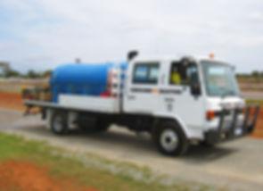 Ground Masters Isuzu Water Truck - TK5
