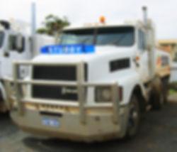 Ground Masters International Tip Truck - TK3