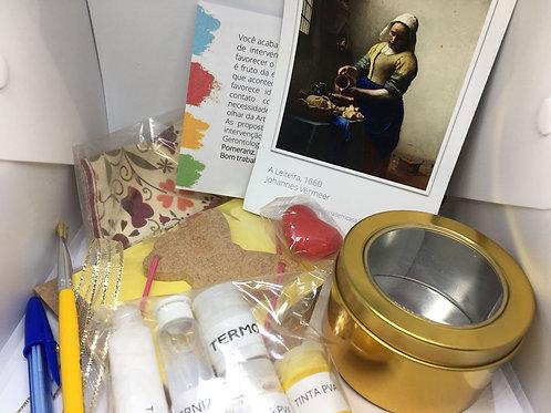Kit Vermeer Para Cuidadores