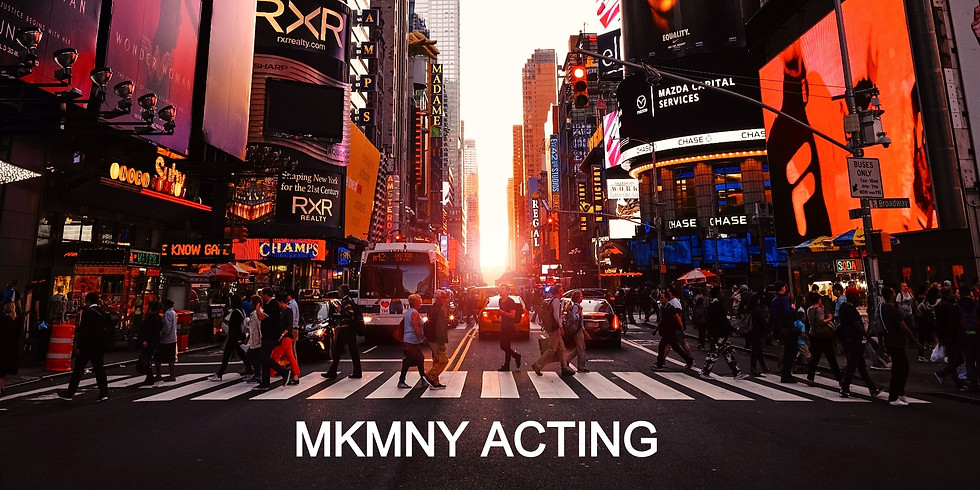 3 day Bootcamp Introduction to Acting Class for 11-16 years