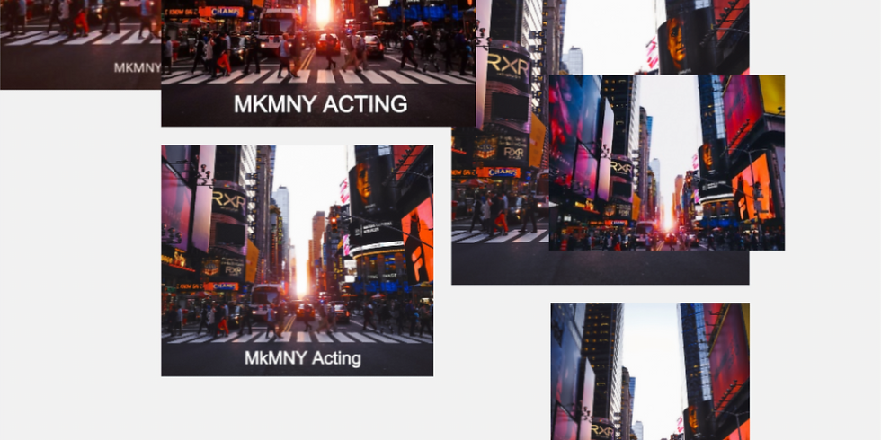 3-Day Acting and Audition Class