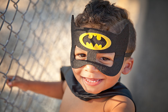 Chelle Cates Photography - Super Hero!