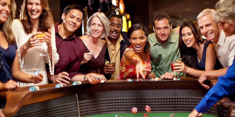 Casino Events - Three hours of casino entertainment