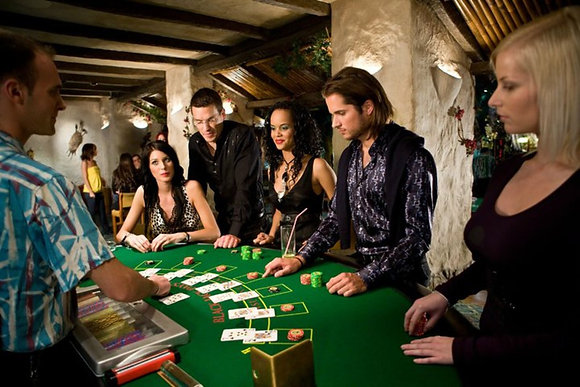 Casino Events - Three hours of casino entertainment