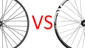Roue alu vs carbone