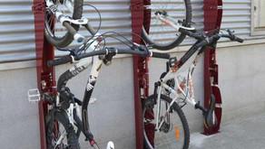 Vélo à la verticale (L'impact sur les freins)