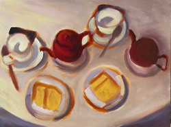 Tea for Two Leon Spain (1)