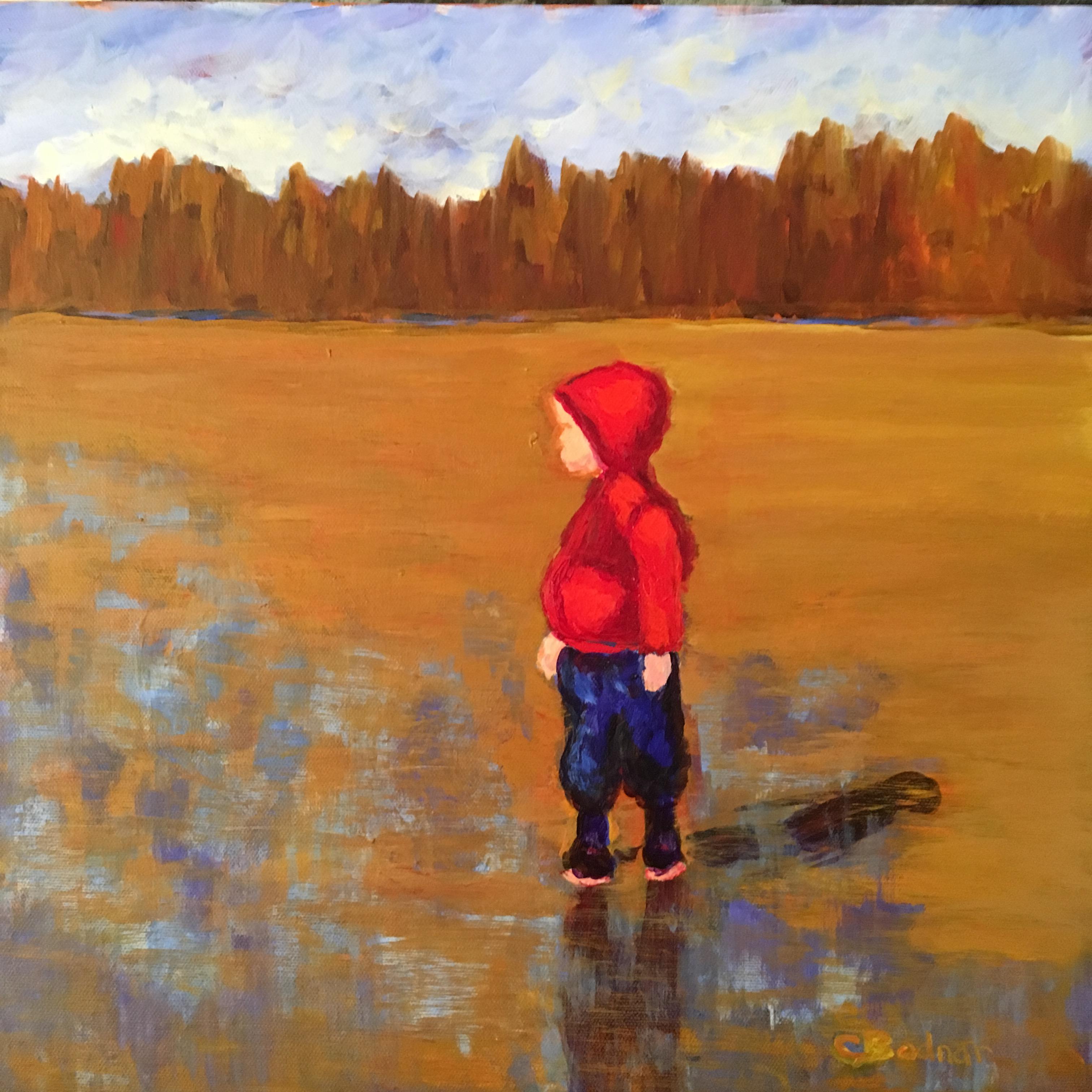 The Red Jacket by Cheryl Bodnar