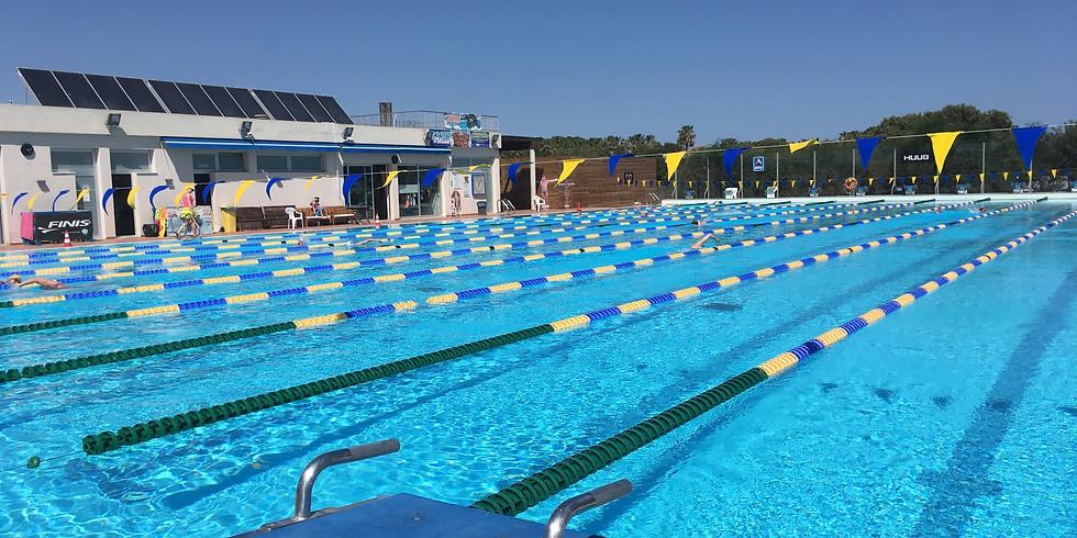 Triathlon Training Camp + Entry to Mallorca Olympic Triathlon