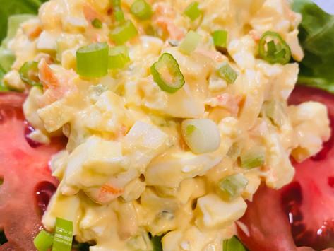 No-Guilt Egg Salad