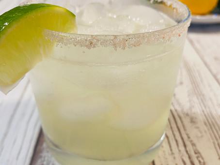 The Best Skinny-ish Margarita