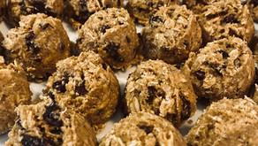 Vegan Granola Bites