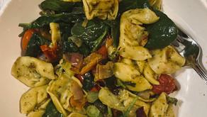 Roasted Veggie Tortellini