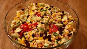 Summer Corn and Vegetable Salad