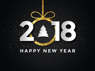Bienveillance, Amour et une santé préservée pour 2018...