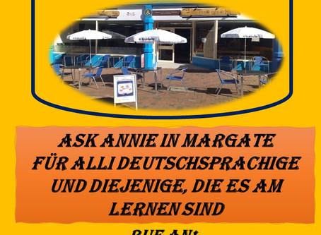 Stammtisch in Margate!