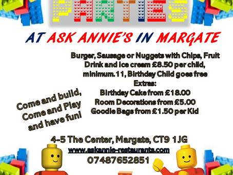 Anyone for Lego?