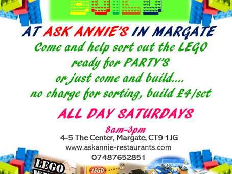 Come and have some LEGO fun!