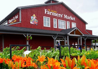 st jacobs farmers' market kitchener onta