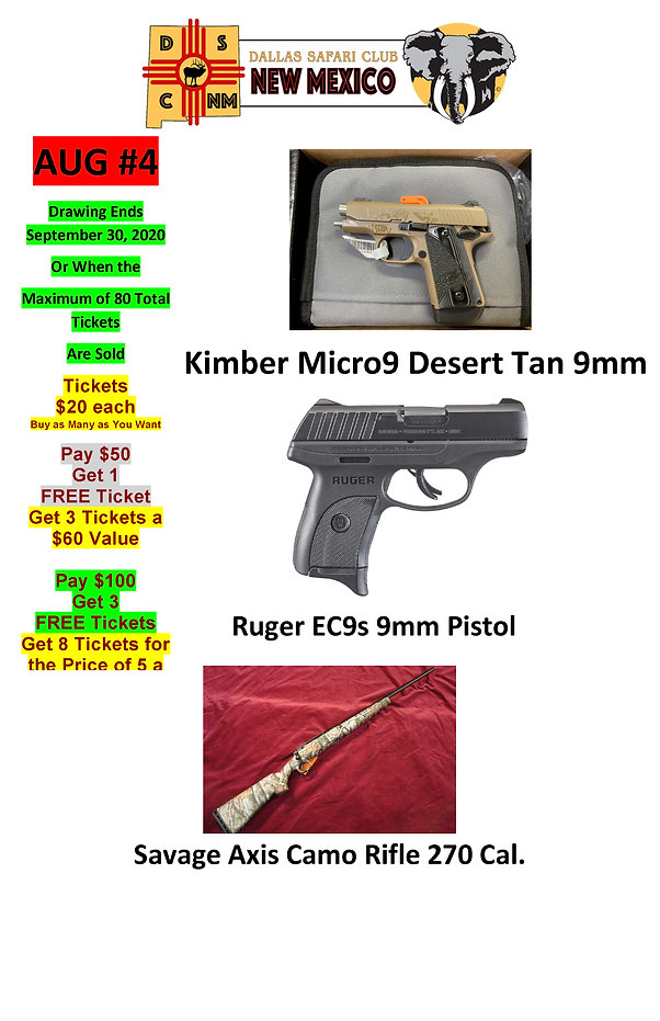 AUG #4 2020 Kimber Pistols Description11