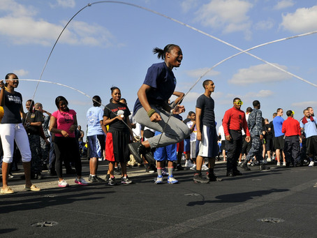 Civity, Relationships, and the Art of Playground Jump Rope