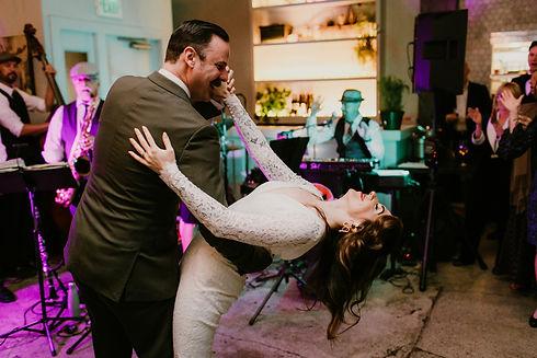 Cosmo Alleycats Wedding 2