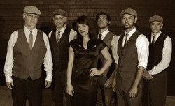 6-Piece Cosmo Alleycats Band