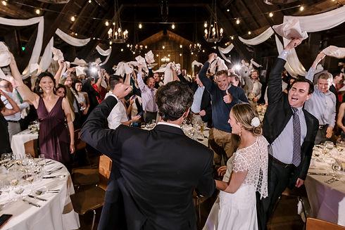 Cosmo Alleycats Wedding