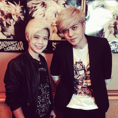 Show Luo Meet and Greet