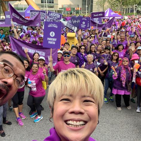 Purple Parade 2019