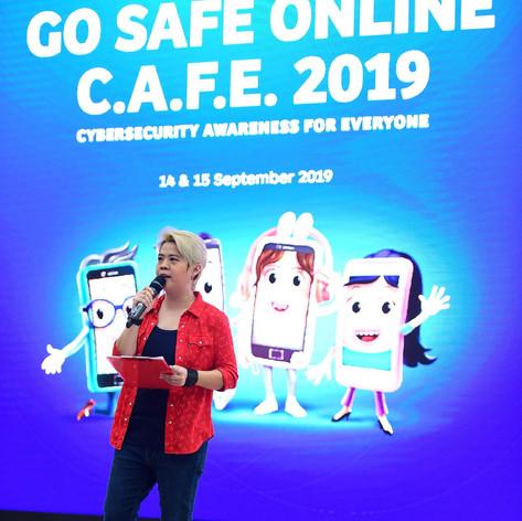 Go Safe Online C.A.F.E. 2019