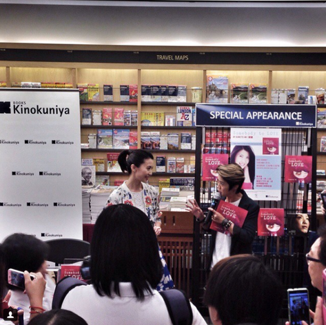Jeanette Aw Book Launch
