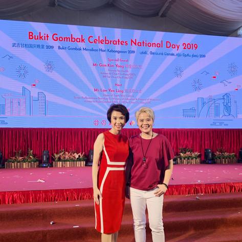 Bukit Gombak GRC National Day Dinner 2019